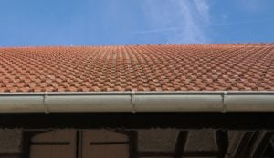 Vision Roofing installs gutters in the Charlotte area.